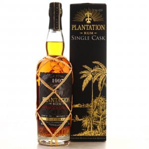Jamaica and Guyana 1995 Plantation Single Cask #1 / ex-Arran Whisky Cask