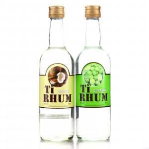 Chamarel Ti Rhum Coco & Citron 2 x 50cl