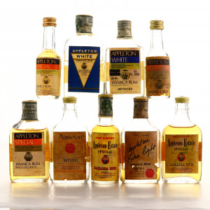 Appleton Miniatures x 9 1970s-80s