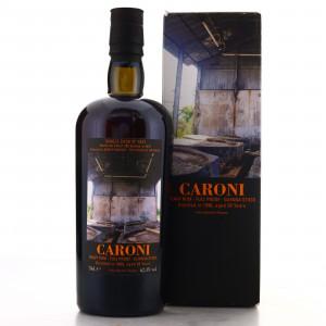 Caroni 1996 Velier 20 Year Old Single Cask Heavy #5623 / Kirsch Whisky