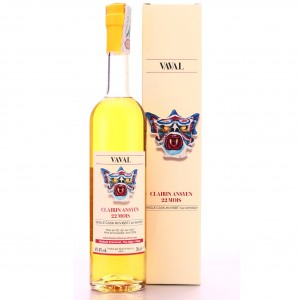 Vaval 20175 Single ex-Whisky Cask 22 Month Old Clairin Ansyen / Michele Franciosi