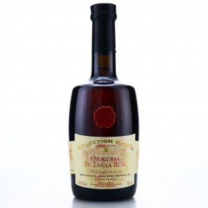 St Lucia 9 Year Old The Secret Treasures 50cl