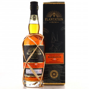 Barbados Rum 2003 Plantation 12 Year Old Single Cask #7 / Wild Cherry Finish