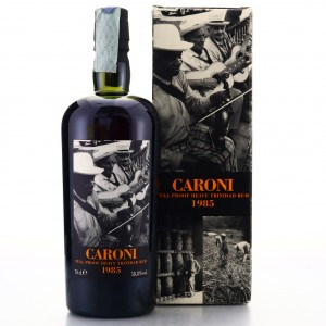 Caroni 1985 Velier 21 Year Old Full Proof Heavy