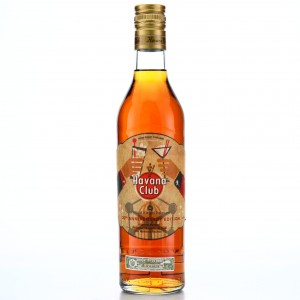 Havana Club Pernod Ricard Belgium 50cl / 20th Anniversary