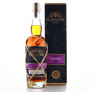 Alcoholes del Istmo 1992 Plantation 27 Year Old Single Cask #4 / ex-Teeling Whiskey Cask