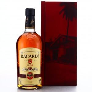 Bacardi 8 Year Old Gran Reserva 1 Litre