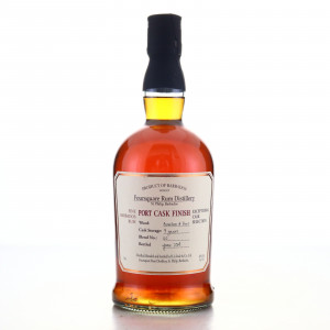 Foursquare 9 Year Old Port Cask Finish