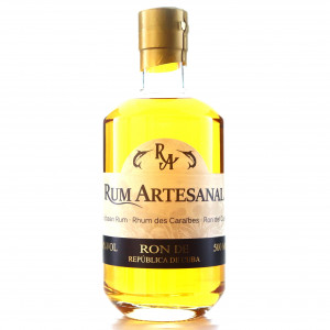 Cuba Rum 5 Year Old Rum Artesanal 50cl