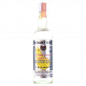 Mount Gay White Rum 1990s