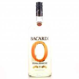 Bacardi O Original Orange Rum 1 Litre / US Import