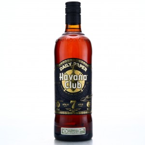 Havana Club 7 Year Old Daily Paper