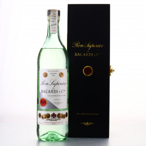 Bacardi Superior 150th Anniversary