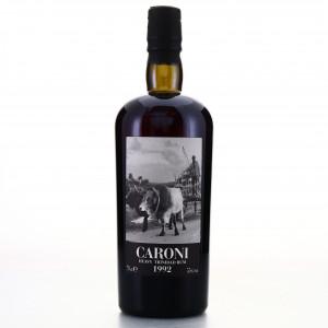 Caroni 1992 Velier 18 Year Old Heavy