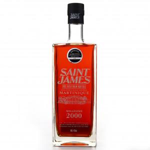 Saint James 2000 Rhum Vieux Edition Limitee 1 Litre