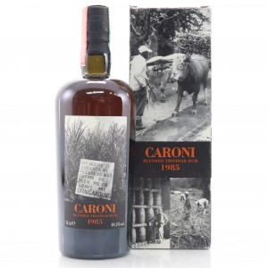 Caroni 1985 Velier 15 Year Old Blended