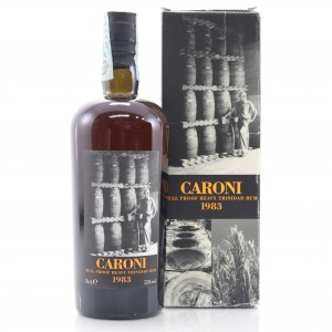Caroni 1983 Velier 25 Year Old Full Proof Heavy