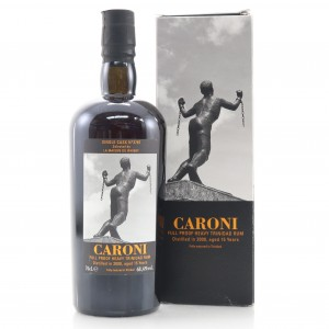 Caroni 2000 Velier 15 Year Old Single Cask Heavy #3767 / LMDW