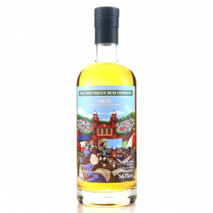 Haiti Rum 16 Year Old That Boutique-y Rum Company / Kirsch