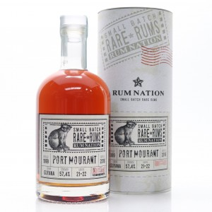 Port Mourant 1999 Rum Nation Small Batch