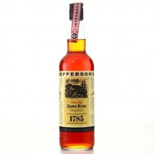 Jefferson's 1785 Extra Fine Dark Rum