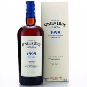 Appleton Estate 1999 Velier 21 Year Old / Hearts Collection