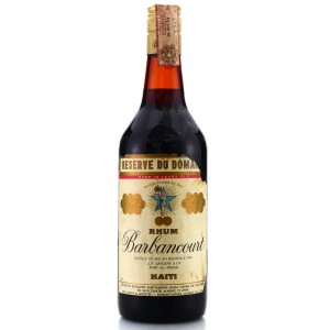 Barbancourt 15 Year Old Reserve du Domaine 1970s