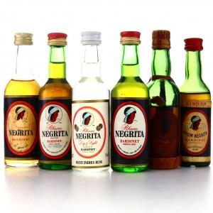 Negrita Miniautres x 6
