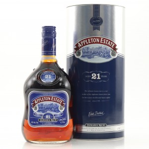 Appleton Estate 21 Year Old 2009