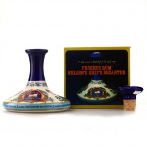 Pusser's Nelson's Ship's Decanter 1 Litre