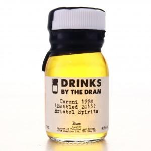Caroni Rum 1998 15 Year Old Miniature 3cl