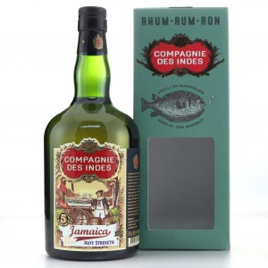 Jamaica Rum 5 Year Old Compagnie des Indes Navy Strength