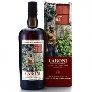 Caroni 2000 Velier Full Proof Heavy / Basdeo 'Dicky' Ramsarran