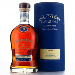 Appleton Estate 21 Year Old 2016
