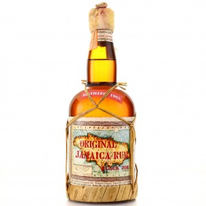 Black Joe Original Jamaica Rum 1970s / ILLVA Import