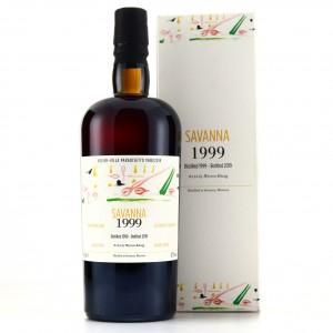 Savanna 1999 Velier 20 Year Old / Warren Khong Villa Paradisetto