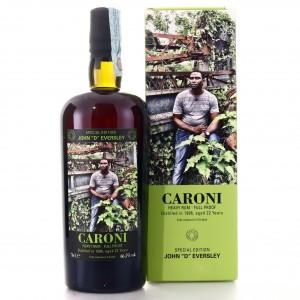 Caroni 1996 Velier 22 Year Old Full Proof Heavy / John 'D' Eversley