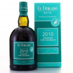 Diamond and Port Mourant <SV>PM 2010 El Dorado Blended in the Barrel