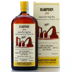 Hampden HLCF 2010 Velier Habitation 6 Year Old