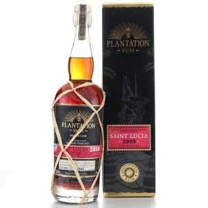 St Lucia 2010 Plantation Single Cask
