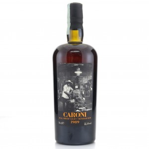 Caroni 1989 Velier 17 Year Old Full Proof Light
