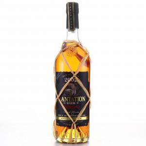 Trinidad Rum 2002 Plantation Single Cask
