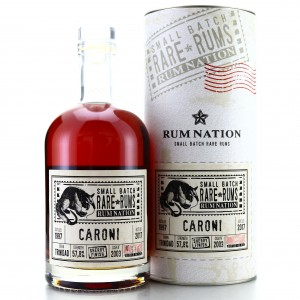 Caroni 1997 Rum Nation Small Batch Sherry Finish