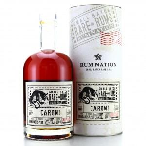 Caroni 1997 Rum Nation Small Batch Sherry Finish