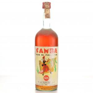 Samba Rum di Fantasia 1 Litre 1960s