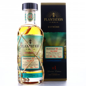 Trinidad Distillers 2002 Plantation 14 Year Old Extreme No.1