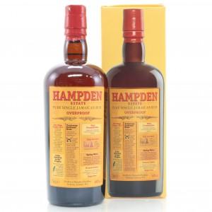 Hampden 8 Year Old Overproof