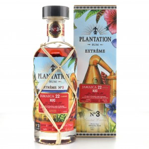 Long Pond HJC 1996 Plantation 22 Year Old Extreme No.3