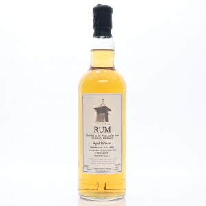 West India Rum Refinery 2000 Whisky Broker 16 Year Old