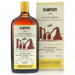 Hampden LROK 2010 Habitation Velier 6 Year Old
